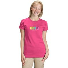 "Ladies ""Skills for the Game of Life – Occupational Therapy"" Tee"