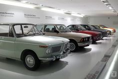 #BMW 3 Series from 1966 to today