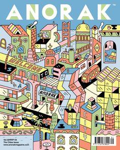 Anorak Magazine - Andy Rementer