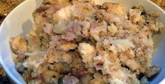 #GlutenFree Stuffing