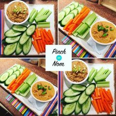 Syn Free Sweet Chilli Hummus | Slimming World