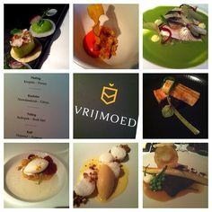 Restaurant Vrijmoed in Gent, Oost-Vlaanderen