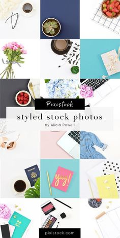 FREE stock images for your brand from Pixistock by Alicia Powell | canva templates | styled stock images for bloggers | branding tips | styled stock photos | Instagram strategies and tips