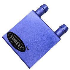 Yobett Aluminum Water Cooling Blocks for Cpu Heatsink Coo...