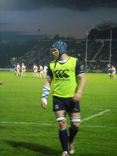 Sean O'Brien, Leinster v Ulster match. Rugby, Running, Sports, Men, Hs Sports, Keep Running, Excercise, Why I Run, Guys