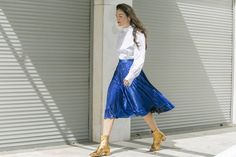 YSMF Style: MetallicsX2 | Streetstyle