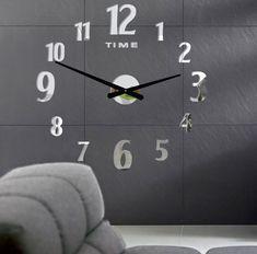 Clock, Interior, Wall, Home Decor, Watch, Homemade Home Decor, Indoor, Clocks, Decoration Home