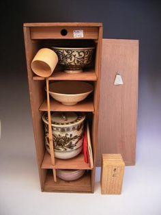 JAPANESE 20TH CENTURY TEA CEREMONY SETSOLD - Oriental Treasure Box