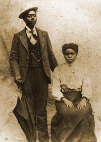 Slaves from Somerset Plantation, Washington County, North Carolina in the early-mid 1800s.