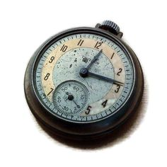 old pocket watch parts mens vintage by StratusJewelrySupply. $16.00, via Etsy.