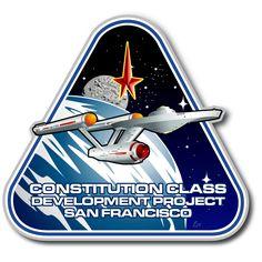Constitution Class Development Project logo