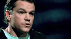 Full Interview With Matt Damon About The Water Crisis – 2010 Matt Damon, Avocado Smoothie, Water Org, Water Issues, Eco City, World Water Day, Love The Earth, Environmental Issues, Good Cause