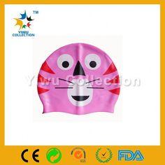 """""""silicone custom swim caps no minimum,plain cheap swimming cap,drop shape adult silicone swimming caps"""""""