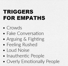 I like crowds and loud noises (music especially). Is my card revoked? How do you all feel about this? Empath Traits, Intuitive Empath, Trauma, Empath Abilities, Psychic Abilities, Reiki, Empathy Quotes, Mental And Emotional Health, New Energy