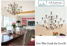 SPoTTeD on Houzz -- our Brenton Ceiling Lamp only $669.99