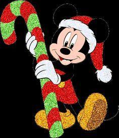 Animated Gif by raychen-rodriguez Disney Mickey Mouse, Natal Do Mickey Mouse, Mickey Mouse E Amigos, Mickey Mouse Images, Mickey Mouse Christmas, Christmas Cartoons, Mickey Mouse And Friends, Christmas Animated Gif, Christmas Pictures