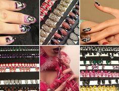 Nail Art Gets A Creative Reprieve At New York Fashion Week