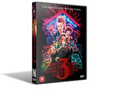 Stranger Things: Temporada - New Ideas Stranger Things 3, Movie Covers, Dvd, Audio, Movies, Cool Stuff, Mantle, Orchids, Films