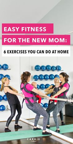 New Year, Whole Me : Fitness - Carrie Colbert Mom Workout, Workout Challenge, Post Pregnancy, Pregnancy Workout, Easy Workouts, At Home Workouts, Running Plan, Workout Results, Get In Shape