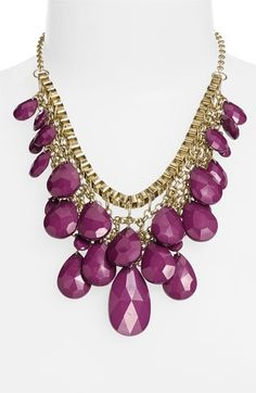 Love this | http://coolnecklacesalison.blogspot.com