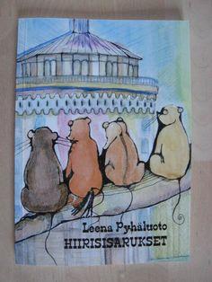 Leena Pyhäluoto: Hiirisisarukset. Omakustanne 2015. #lastenkirjat #satukirjat