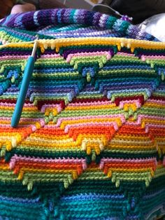Navajo Crochet Pattern ~ Look for the Latest Creative Ideas for Perfect 48 Pics Navajo Crochet Pattern Pertaining to Specific Navajo Blanket Free Crochet Shrug Pattern Make & Do Crew for Navajo Crochet Pattern Col Crochet, Crochet Shrug Pattern, Crochet Motifs, Crochet Afghans, Crochet Stitches, Free Crochet, Blanket Crochet, Afghan Crochet Patterns, Knitting Patterns