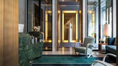 Luxurious and Elegant Hotel in the Center of the City of Light, Paris
