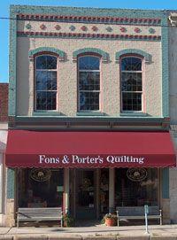 Winterset, Iowa...need to visit someday!