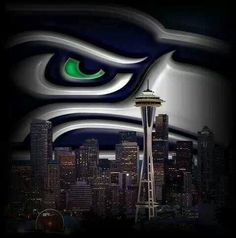 """The Seahawks are the NFC West Champions after defeating the St. Louis Rams at """"The Clink"""". The NFC road to the Super Bowl now goes through Seattle.for the story of the game please read on. Seattle Seahawks, Seahawks Football, Seattle Mariners, Seahawks Memes, Panthers Football, Seattle Football, Nfc Teams, Nfl Football Teams, Football Stuff"""