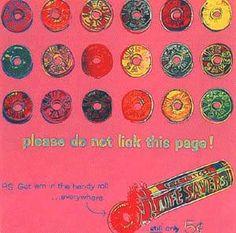 Andy Warhol's Ads Series