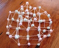 Marshmallow House Craft = Fun Boredum Buster!