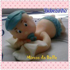 Topo de Bolo Bebezinho
