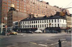 Meatpacking District 1980s