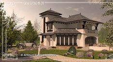 Romanian Architecture At Its Best – Neo-Romanian Style Inspired Houses – Houz Buzz Château de Vendeuvre. I imagine this may have been the type of House Cinderella. We have had our Rove Concepts Luca blue velvet chairs for about 4 months now and. General Construction, Construction Process, Building Plans, Building A House, Different Types Of Houses, Raised House, Shell House, Mansions Homes, Mediterranean Style