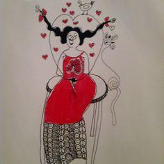 God bedring kort kan idag fås kjøpt på veiledningssenter for pårørende, sandnes #rus #psykiatri #pårørende #kriminalsorg #norway #sandnes #janemonicatvedt #theredladies #drawing til inntekt for NKS veil. Senter