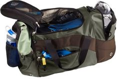 REI cargo bag is a nice locker size and has some useful features