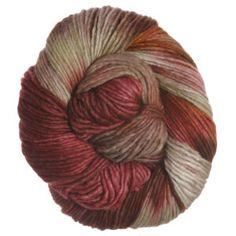 Malabrigo Worsted Merino Yarn - 634 - Oeste