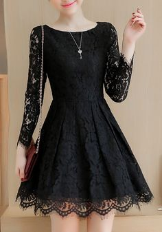 Black Lace Pleated Tutu Elegant Sweet Party Mini Dress Source by claudemara outfits party Black Dress Outfits, Lace Dress Black, Casual Dresses, Short Dresses, Fashion Dresses, Mini Dresses, Short Elegant Dresses, White Lace, Black Corset