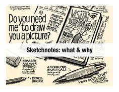sketchnotes-what-why by debra24 via Slideshare