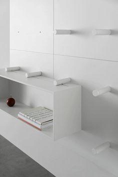 Dots: A Modular Storage Wall by ARIS Architects Photo