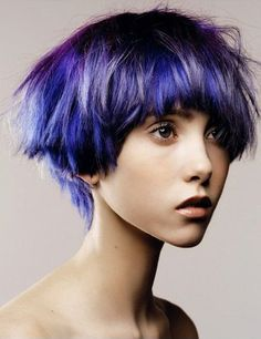 i really love this cut!!  want it now!  and the color is awesome, but crazy.  even for me...