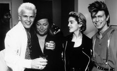David Bowie był już kosmitą, aktorem i narkomanem, a karierę pierwszy raz zakończył tuż po jej rozpo...