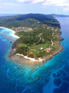 Roatan, Bay Islands, Honduras  I've only been to Tegu,San Pedro, el progreso, olancho, juticalpa, catacamas & Tela. Mostly to visit family. I really want to go here!!!