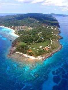 Roatan, Bay Islands, Honduras  I've only been to Tegu,San Pedro, el progreso, olancho, juticalpa, catacamas & Tela. Mostly to visit family. I really want to go here!!!