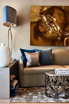 The United Kingdom / London / Shop-In-Shop / Show Room / Living Room / Eric Kuster / Metropolitan Luxury