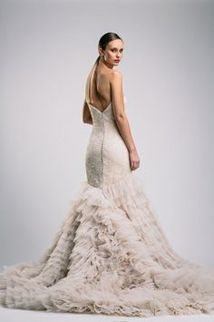 Suzanne Harward haute couture dream gown
