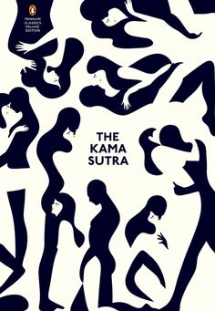 Kama Sutra by Malika Favre    This cover was rejected by Penguin for being too tame and not sexy enough.