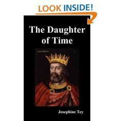 The Daughter of Time: Josephine Tey: 9781849024471: Amazon.com: Books