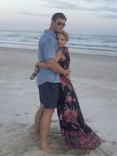 Elsa Pataky Posts Sweet Message to Husband Chris Hemsworth on Instagram: 'Every Love Story Is Beautiful, But Ours Is My Favourit