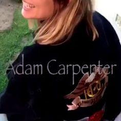 Gubler nq casa de seu amigo Adams Carpenters